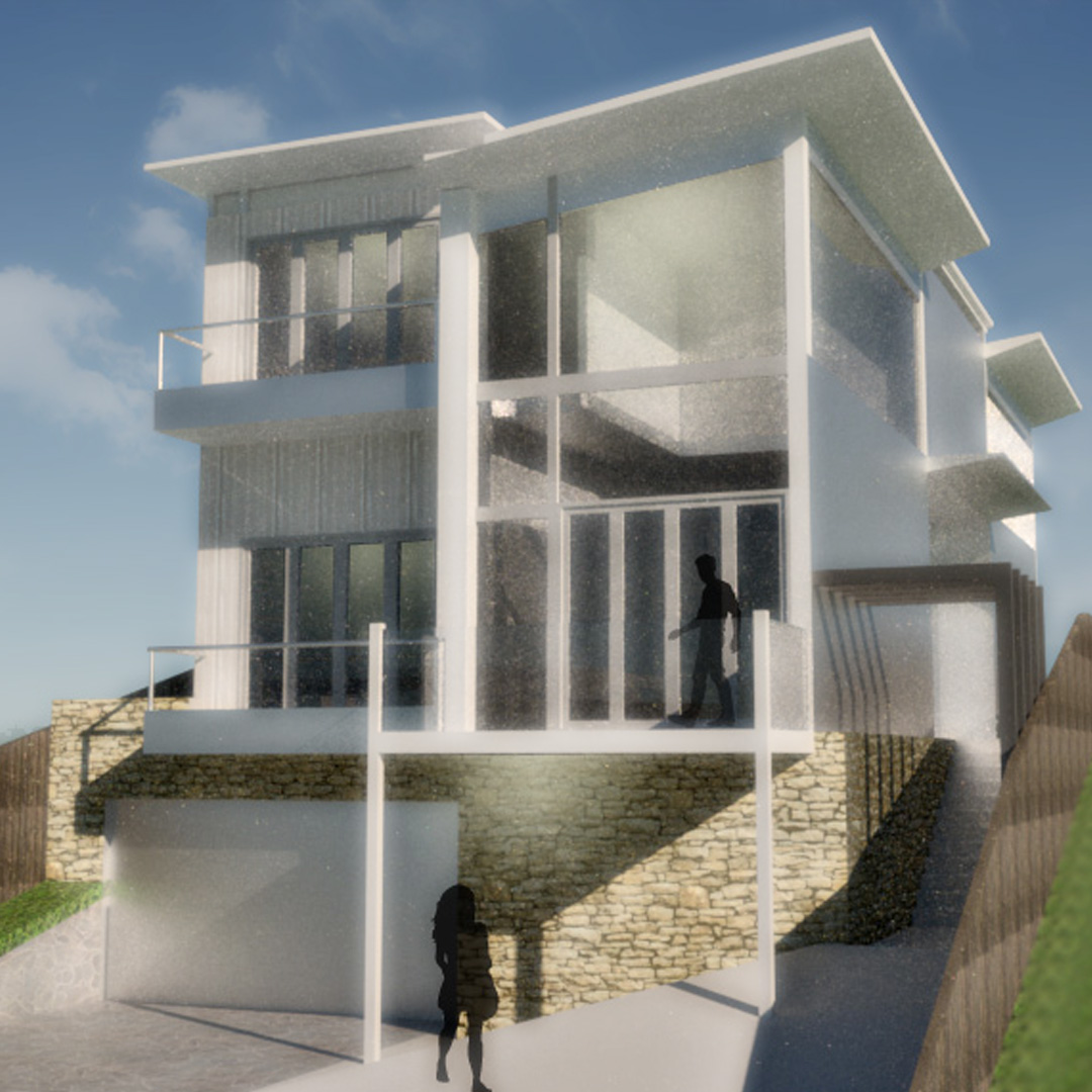 Residential Architecture Render